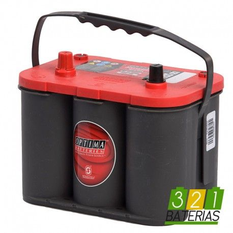 Batería Optima Red Top 12V 50Ah