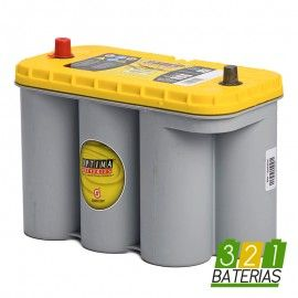 Batería Optima Yellow Top 12V 75Ah