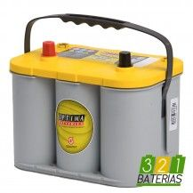 Batería Optima Yellow Top 12V 55Ah