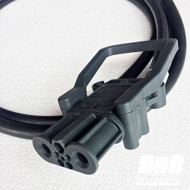 Cable 25 mm + Conector Rema 80A